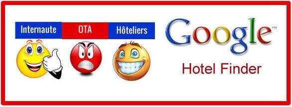 Hotel Finder in Francia su Google.fr è già integrato, ci si chiede se non sia un abuso di posizione dominante