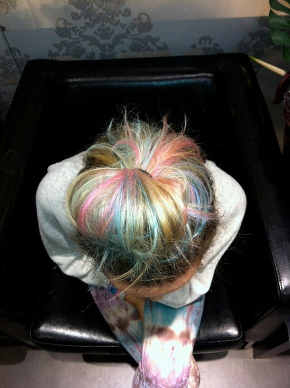 Dyeing your hair will kill lice.  False- It may kill the bugs but not the lice eggs.