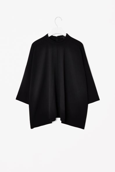 Square-cut top from COS (coming to U.S. Spring 2014!!)