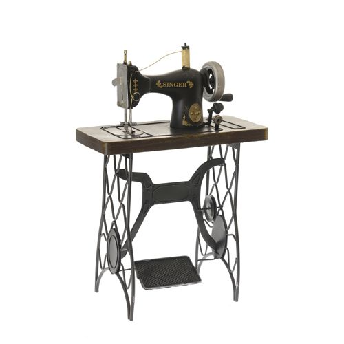 #Miniature metal #SewingMachine #ClassicalStyle
