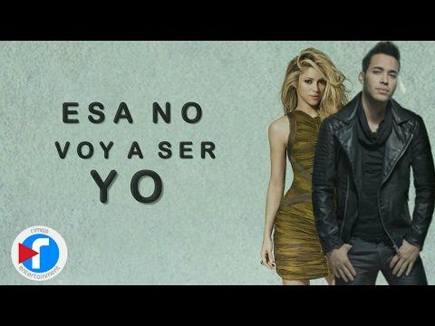 Prince Royce Ft. Shakira - Deja Vu (Letra) ᴴᴰ - YouTube
