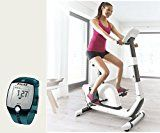 Comfort 5i Ergometer - Horizon Fitness inkl. FT1 und Polar Brustgurt