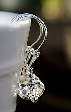 Vuorikristalli. Rock crystal.  www.paulankorukauppa.net