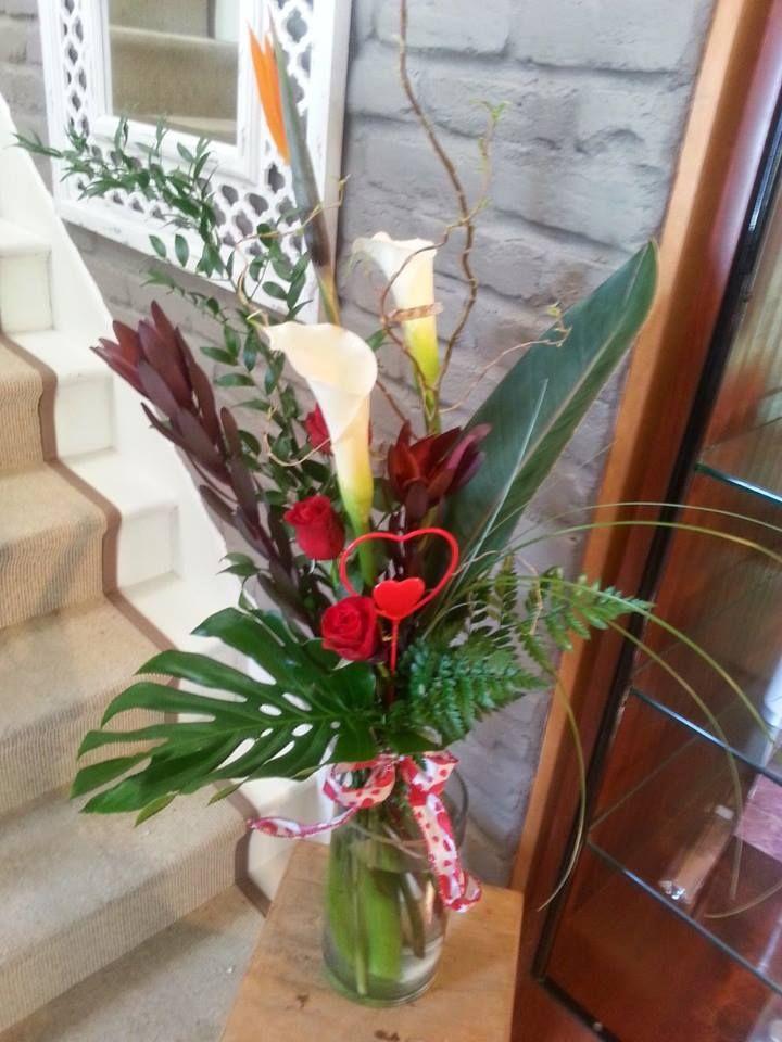 Arrangement de fleur tout occasion fleuriste fleurs for Arrangement jardin