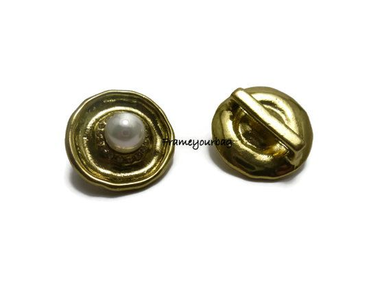 10  OFF 2 Finding spacer  Antique Goldeen with by frameyourbag, €3.59