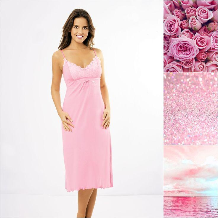 CINDY #unikat #underwear #poland #polska #lace #pink #sexy #model #glitter #roses #ocean #nightwear #pink #pastel #cindy