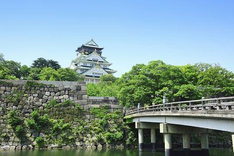 Osaka Castle  大阪城