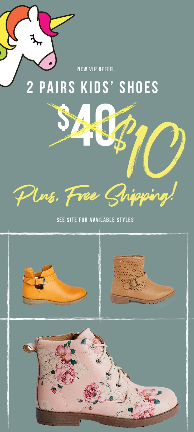Shop the Best Fall Styles from head-to-toe at Fabkids.com! New VIP Offer: Buy 2 Pairs for Only $10 + Free Shipping! Limited Time Only.