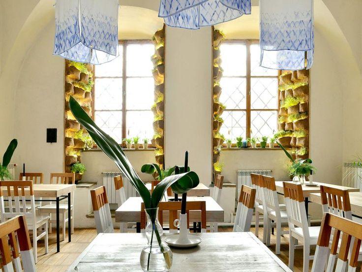 HAMSA hummus & happiness israeli restobar - projekt i...