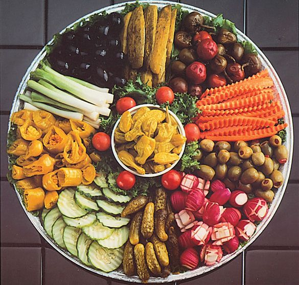 relish tray ideas - Bing Images