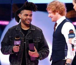 The Weeknd fala sobre parceria com Ed Sheeran #EdSheeran, #Festa, #Mundo, #Música, #Rap http://popzone.tv/the-weeknd-fala-sobre-parceria-com-ed-sheeran/