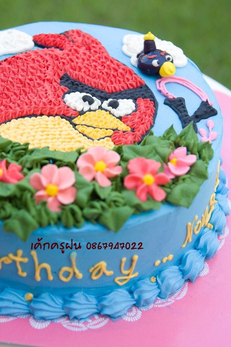 40 best Red angry bird cake images on Pinterest Angry birds cake
