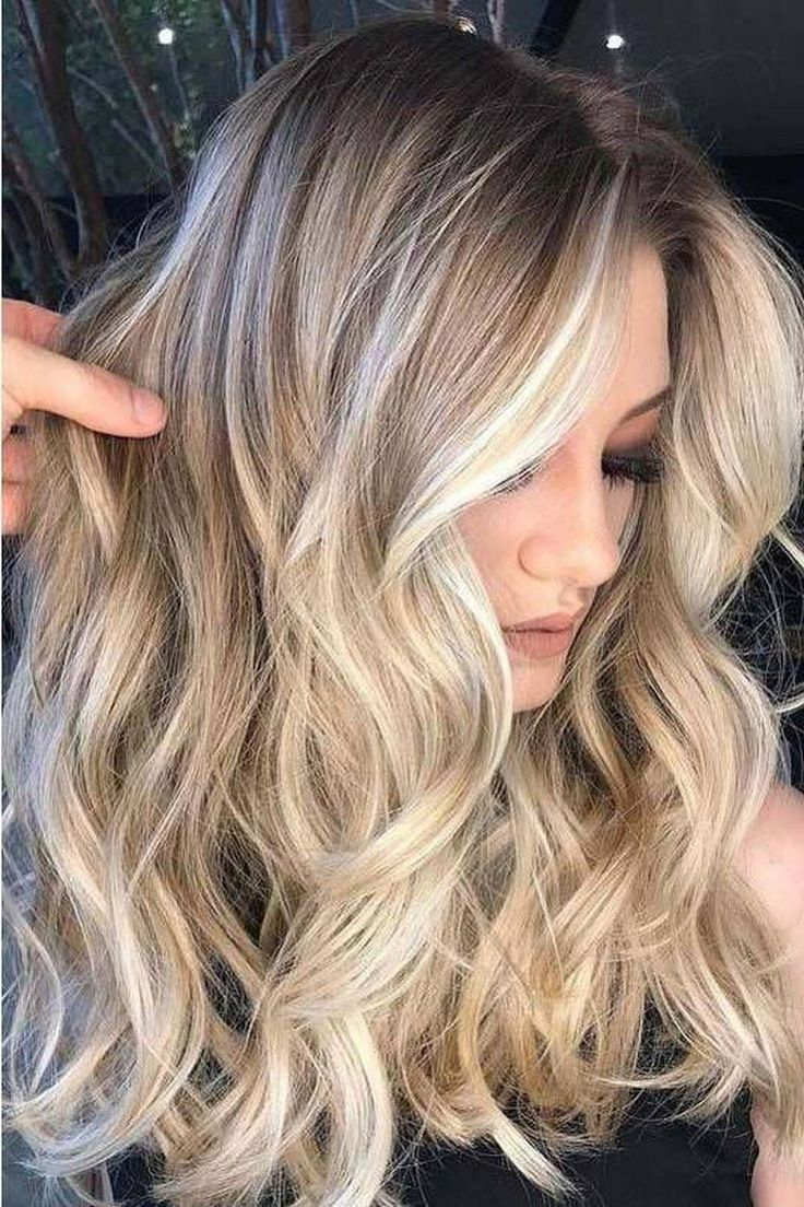 50 Spectacular Blonde Balayage Hairstyles Concepts In Yr 2019