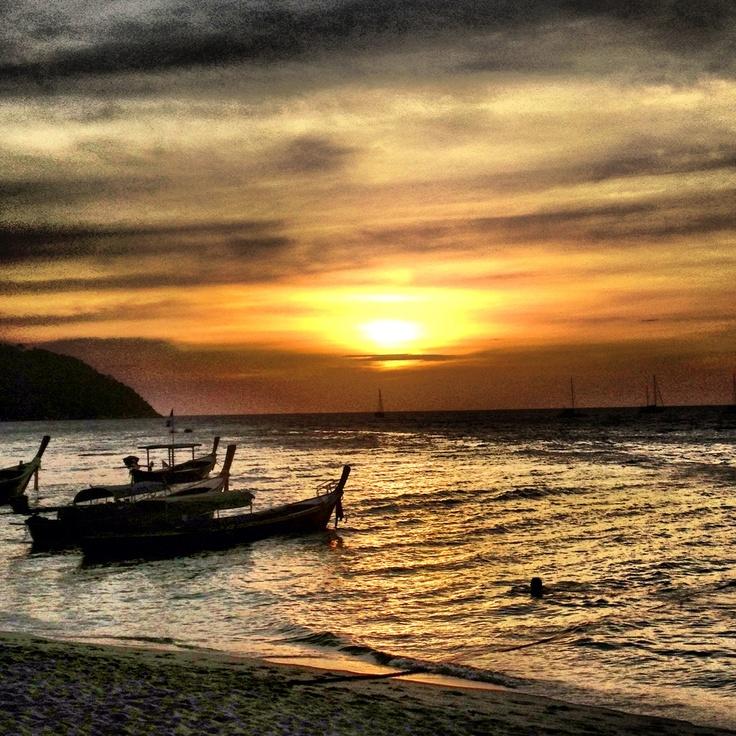 Sunset _ Koh lipe