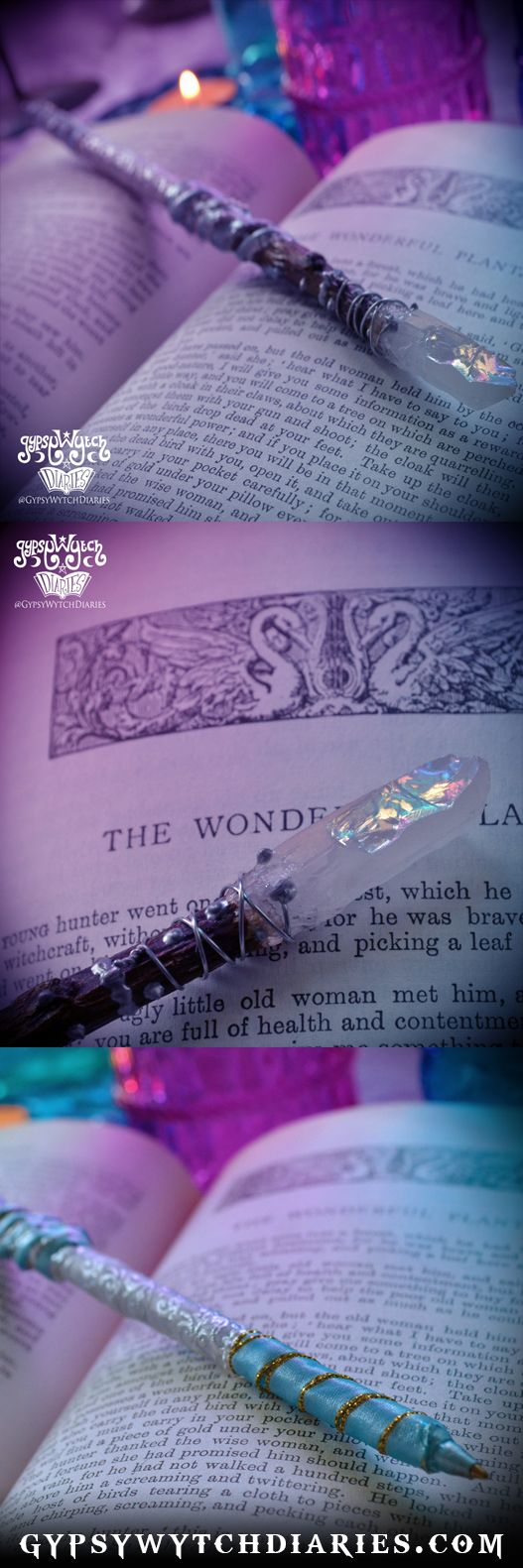 """""""A writer is a wizard, and with every word they tell A thought is woven into life, just like a magic spell."""""""