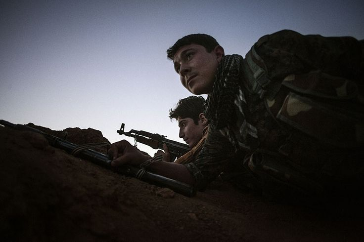 Rojava | Fabio Bucciarelli