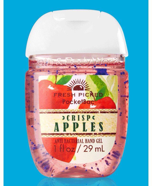 Crisp apples pocketbac