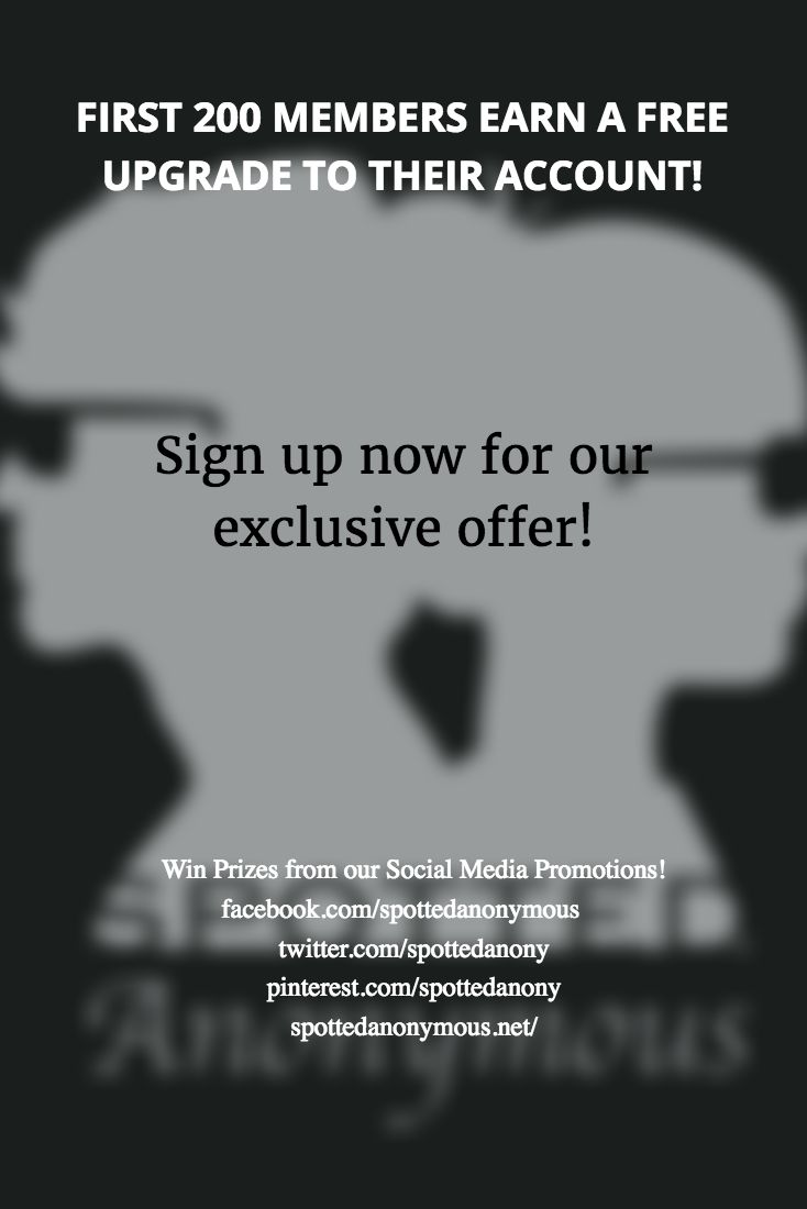 Sign up now for our exclusive offer!