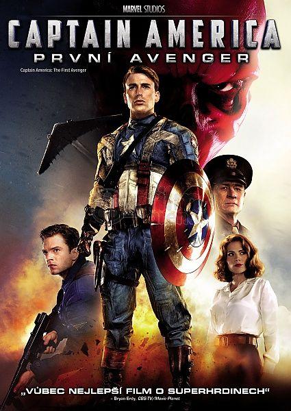 Výsledek obrázku pro kapitán amerika film
