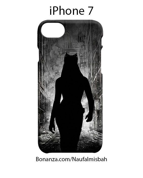 Catwoman iPhone 7 Case Cover