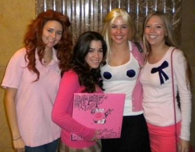 [Photos] Lovelyish Team's Favorite Halloween Costumes | lovelyish MEAN GIRLS