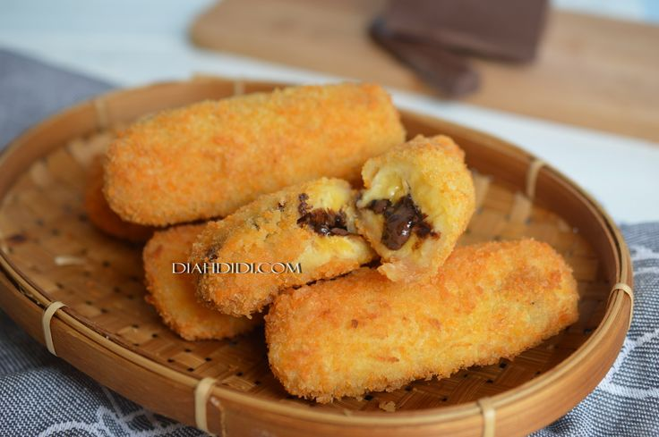 Resep Cake Pisang Diah Didi: 51 Best Indonesian Food And Beverage Images On Pinterest