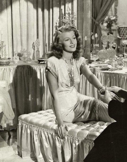 Rita Hayworth as Gilda, 1946