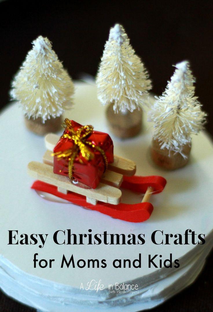 Christmas Kids Crafts Best 248 Christmas Crafts For Kids Images On Pinterest Kids