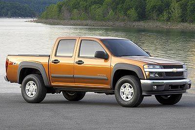 Chevrolet Colorado and GMC Canyon Photo Gallery | Car.com