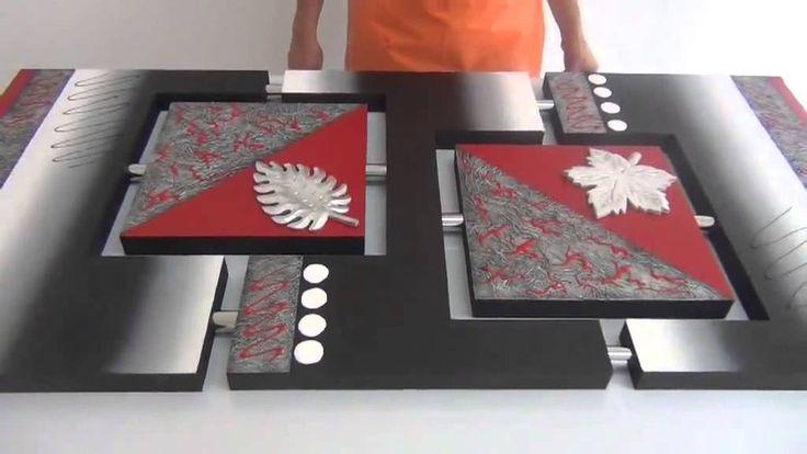 Curso Cuadros decorativos y tecnicas en madera #buyart #cuadrosmodernos #art