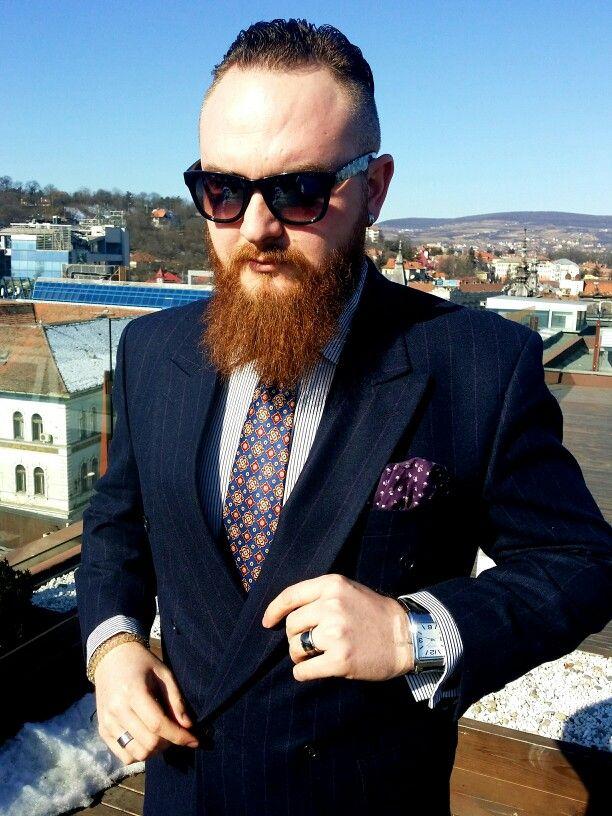 #beard #gentleman #style #urban