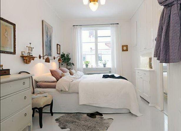 Die besten 25+ kleines Schlafzimmer Layout Ideen auf Pinterest