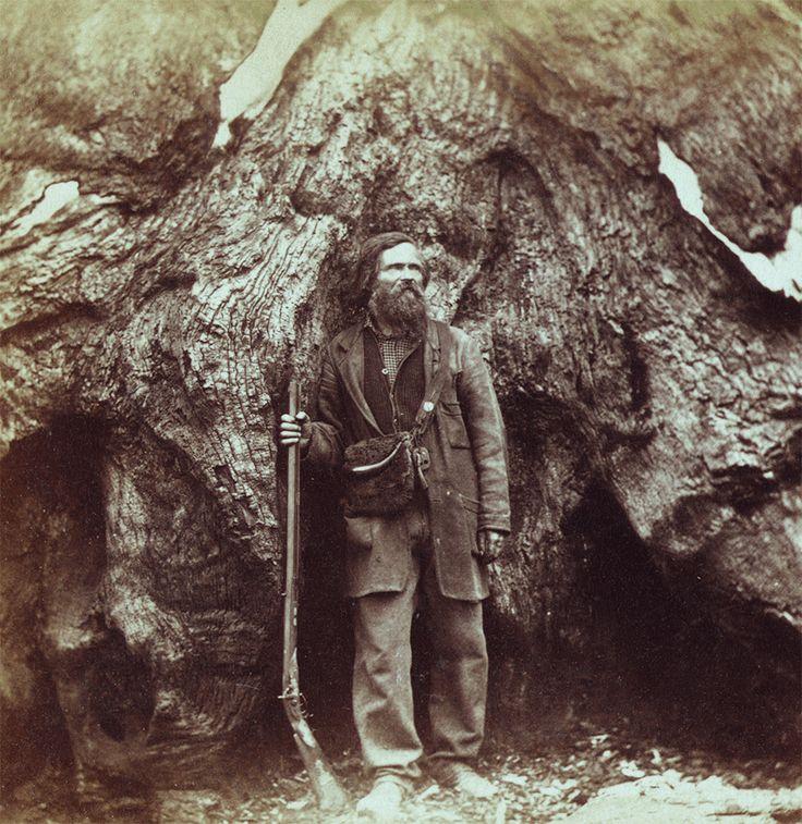 Carleton Watkins' . Photos 'Show American West' . In 3-D