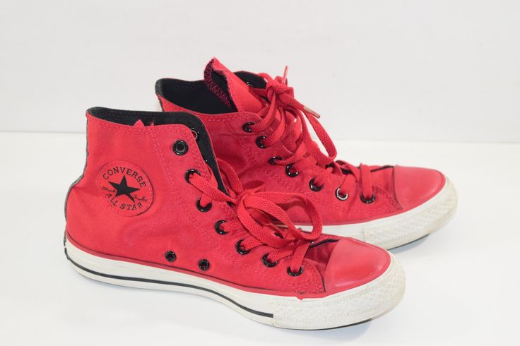 Just added Converse Chuck Ta... to our Inventory! Check it out here: http://oceanside-flipping.myshopify.com/products/converse-chuck-taylor-all-star-nylon-hi-red-trainer-shoes-119150f-mens-6-womens-8?utm_campaign=social_autopilot&utm_source=pin&utm_medium=pin  #Oceanside #OceansideCA #SanDiego #4Sale #Buy #Trade #Sell