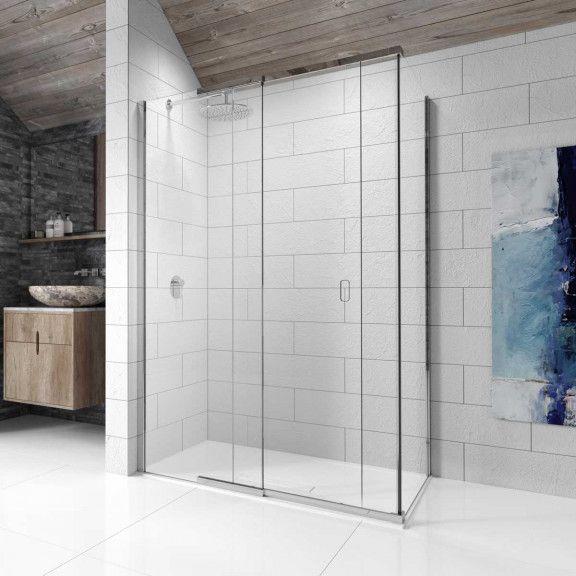 Kudos Pinnacle 8 Sliding Shower Enclosure 1200 X 900mm Sliding Shower Door Shower Doors Shower Enclosure