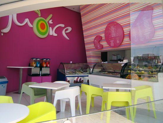 Juice Bar Agia Napa Cyprus