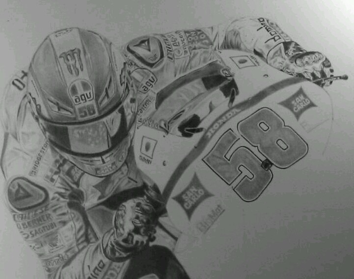 Supersic #58, Honda MotoGP