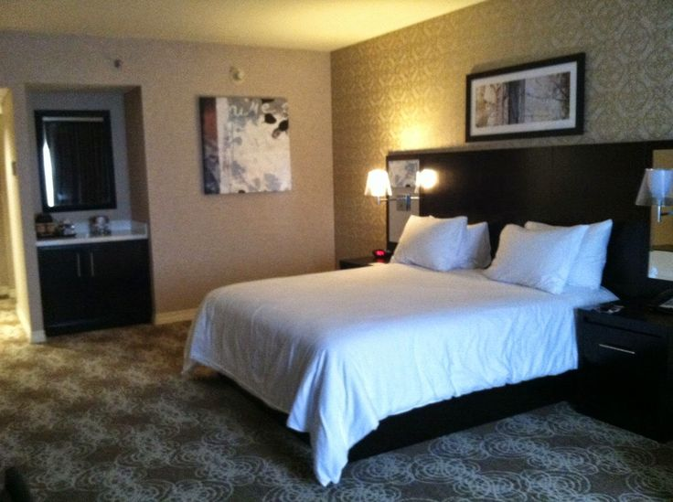 Travel Reviews: Binghamton, New York / DoubleTree by Hilton