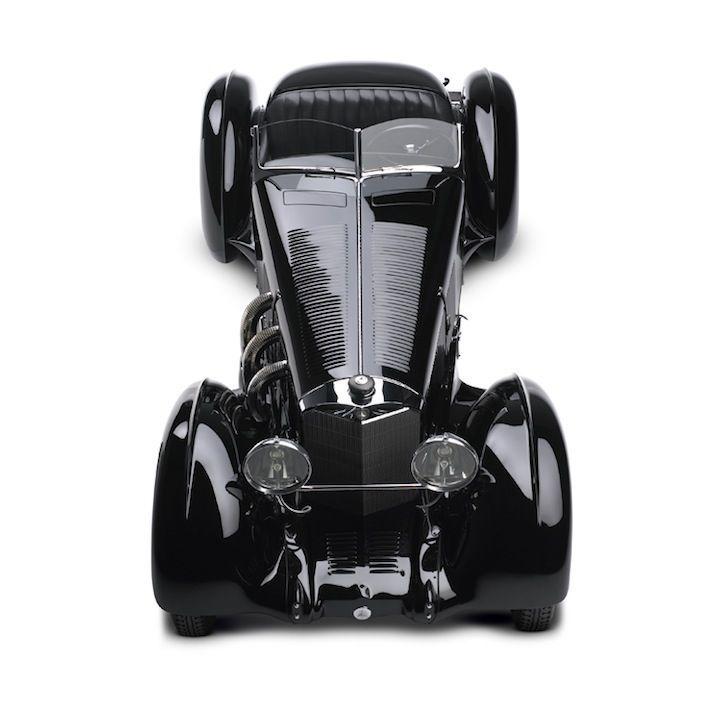 Ralph Lauren's Incredible Car Collection - My Modern Metropolis  Mercedes Benz SSK Comte Trossi, 1930