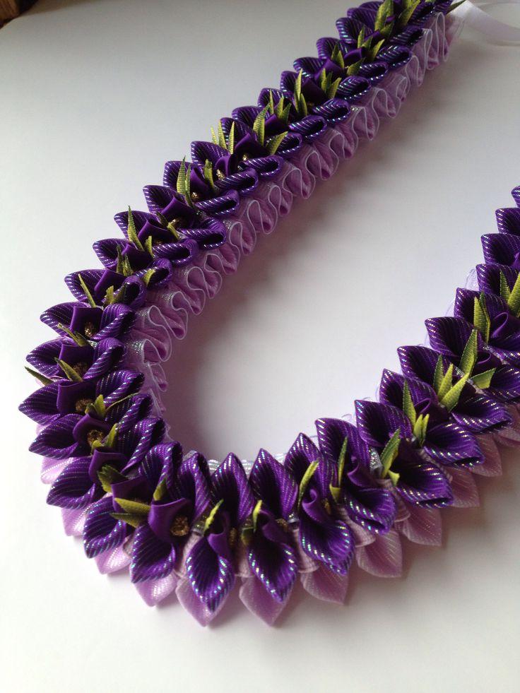 Iris (Ribbon lei)