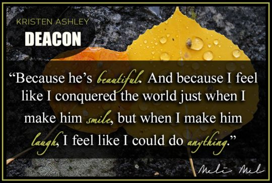Goodreads | Deacon (Unfinished Hero, #4) by Kristen Ashley — Reviews, Discussion, Bookclubs, Lists