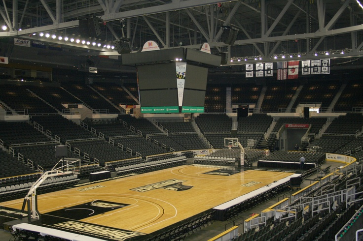 Dunkin' Donuts Center: Home to Men's Basketball.   Where ...