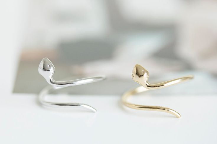 coiled snake ring,unique ring,adjustable ring,knuckle ring,stretch ring,men ring,couple
