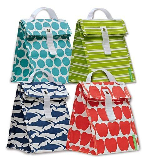 Back to School: Lunch Bags & Boxes, Lunchskins Totes