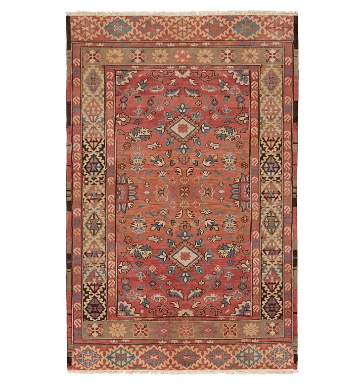 Langdon Hand-Knotted Rug 8' X 10' E1829