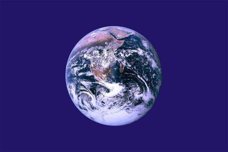 Dünya Bayrağı / Earth Flag