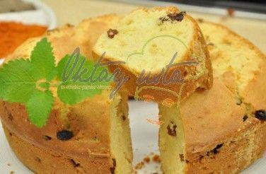 Limonlu uzumlu kek