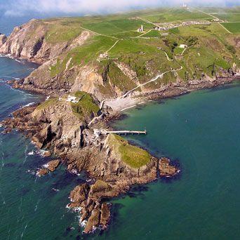 Lundy Island - North Devon - Mobile