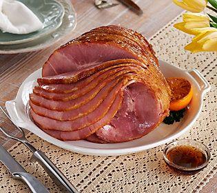 Kansas City Steak Company 7.25-8.5 lb. Sliced Ham Auto-Delivery