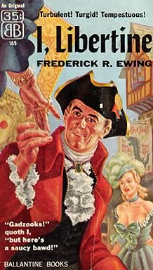 """Durante los '50, las listas de los libros más exitosos en EEUU consideraban no solo ventas, sino además pedidos de próximos lanzamientos en librerías.Locutor Jean Shepherd pidió a sus radioescuchas que pidieran una novela llamada """"I, Libertine"""", escrita por Frederick R. Ewing, explicando la trama. Ni el autor ni el libro existían, pero de todos modos estuvo en la lista de los más vendidos durante 7 semanas en el verano, y fue censurado en Boston"""
